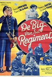 De Big van het regiment Poster