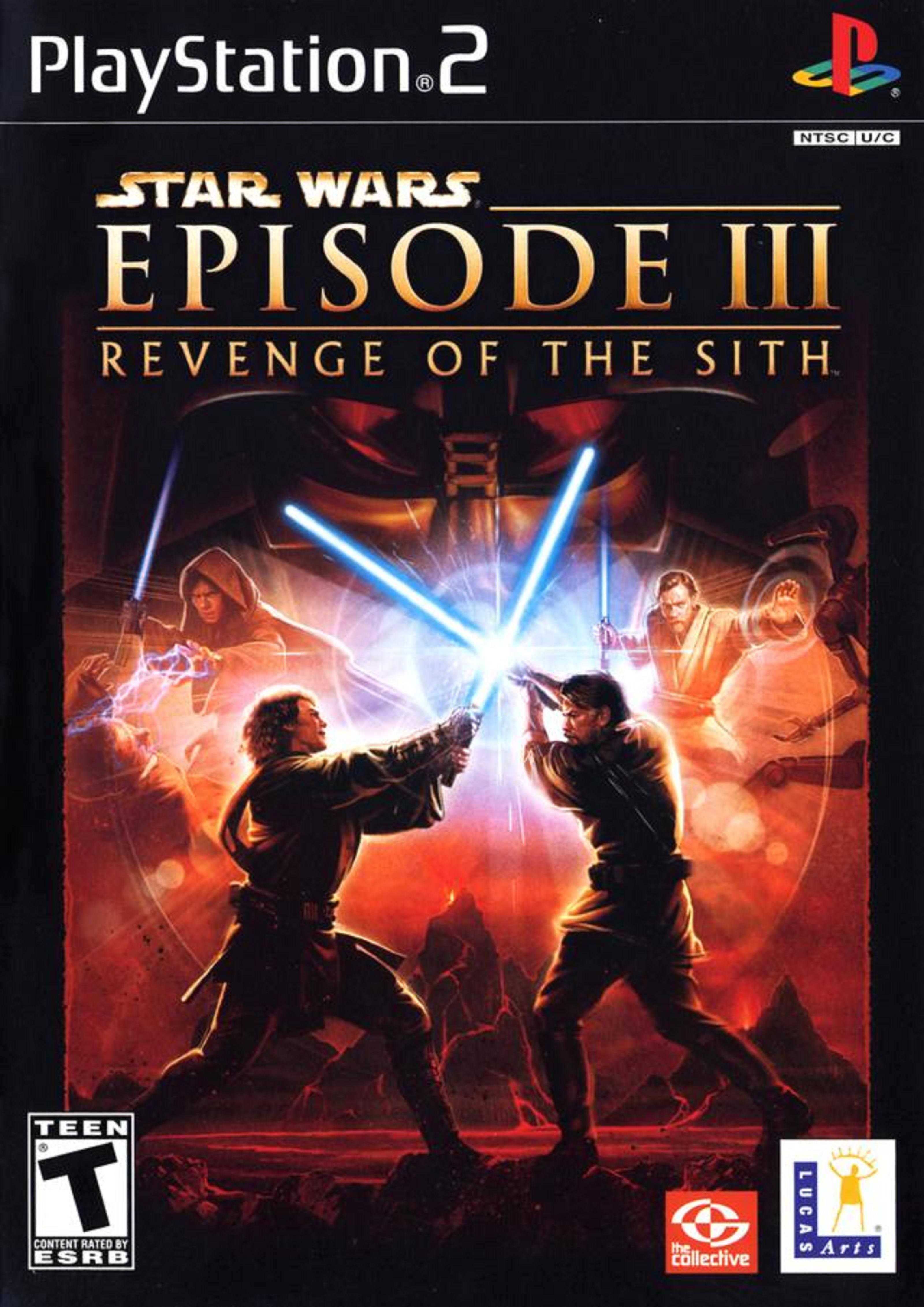 Star Wars Episode Iii Revenge Of The Sith Video Game 2005 Imdb