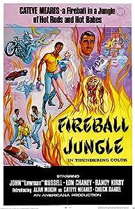 Fireball Jungle Joseph G. Prieto