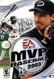 MVP Baseball 2003 Poster