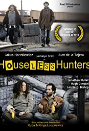 Houseless Hunters Poster