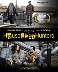 Downloading movie websites Houseless Hunters USA [XviD]