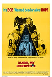 Cancel My Reservation Poster