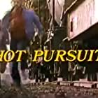 Kerrie Keane and Eric Pierpoint in Hot Pursuit (1984)