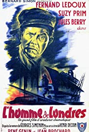 The London Man Poster
