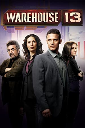poster for Warehouse 13