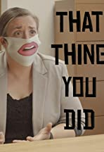 That Thing You Did