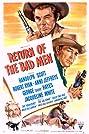 Return of the Bad Men (1948) Poster