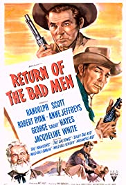 Return of the Bad Men(1948) Poster - Movie Forum, Cast, Reviews