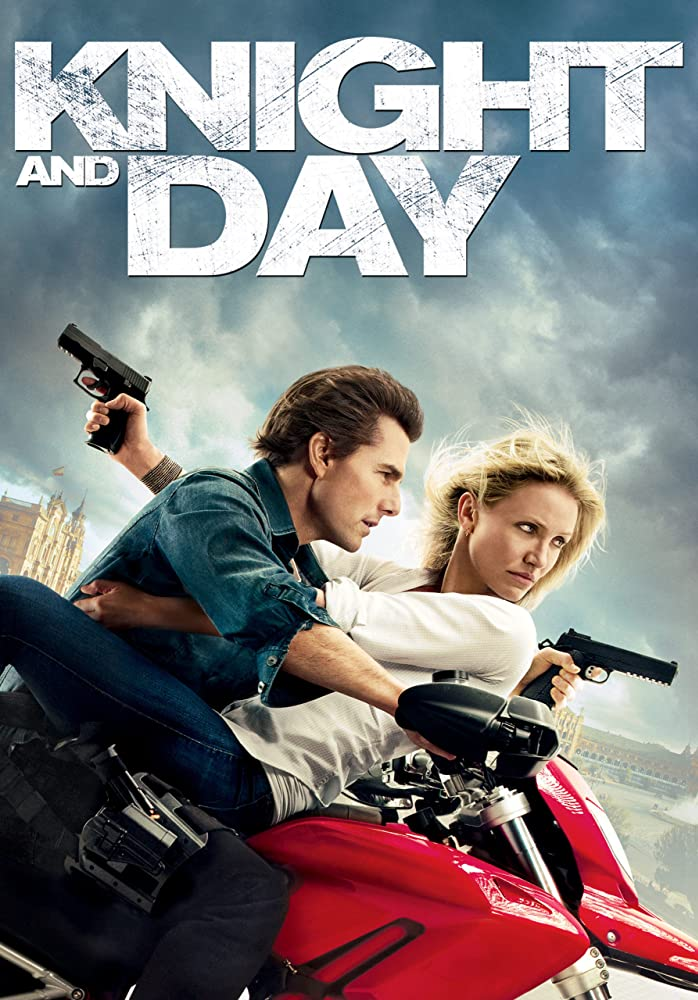 Knight and Day (2010) Hindi Dubbed