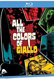 All the Colors of Giallo Poster