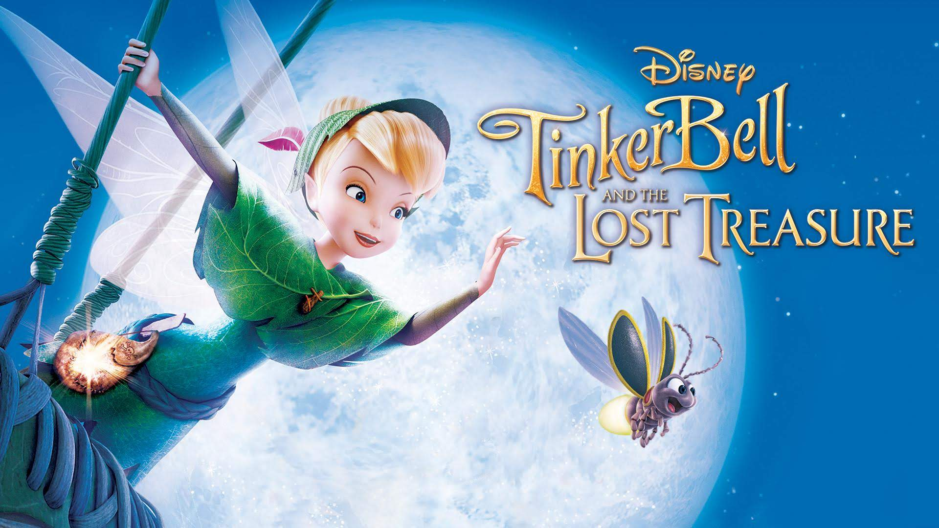 Tinkerbell and the Lost Treasure (2009)