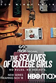 The Sex Lives of College Girls (2021)