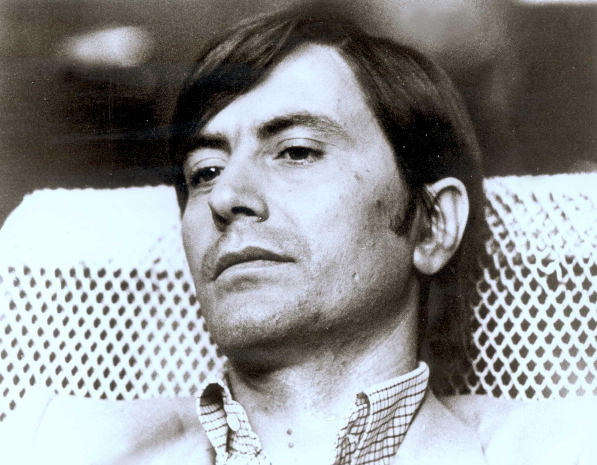 Giulio Brogi in Strategia del ragno (1970)