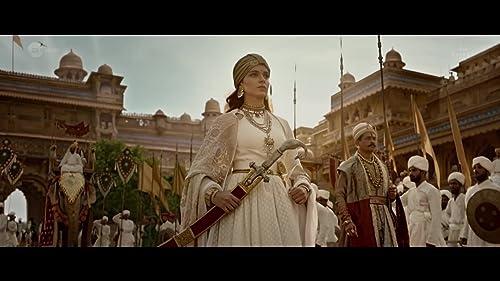 Manikarnika - Movie Teaser Trailer