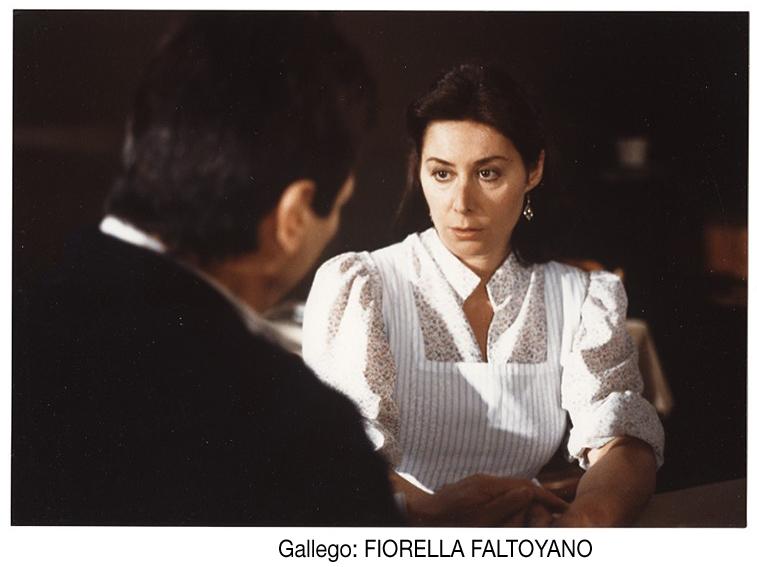 Fiorella Faltoyano in Gallego (1988)