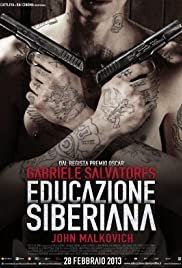 Educazione siberiana (2013) Poster - Movie Forum, Cast, Reviews