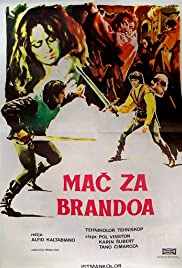 Una spada per Brando Poster