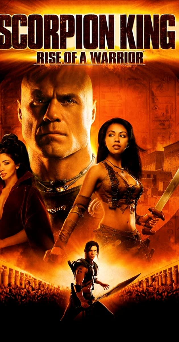 Subtitle of The Scorpion King: Rise of a Warrior