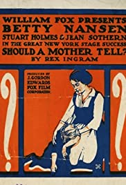 Should a Mother Tell Poster