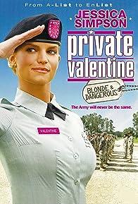 Primary photo for Private Valentine: Blonde & Dangerous