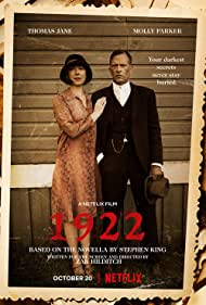 Thomas Jane and Molly Parker in 1922 (2017)