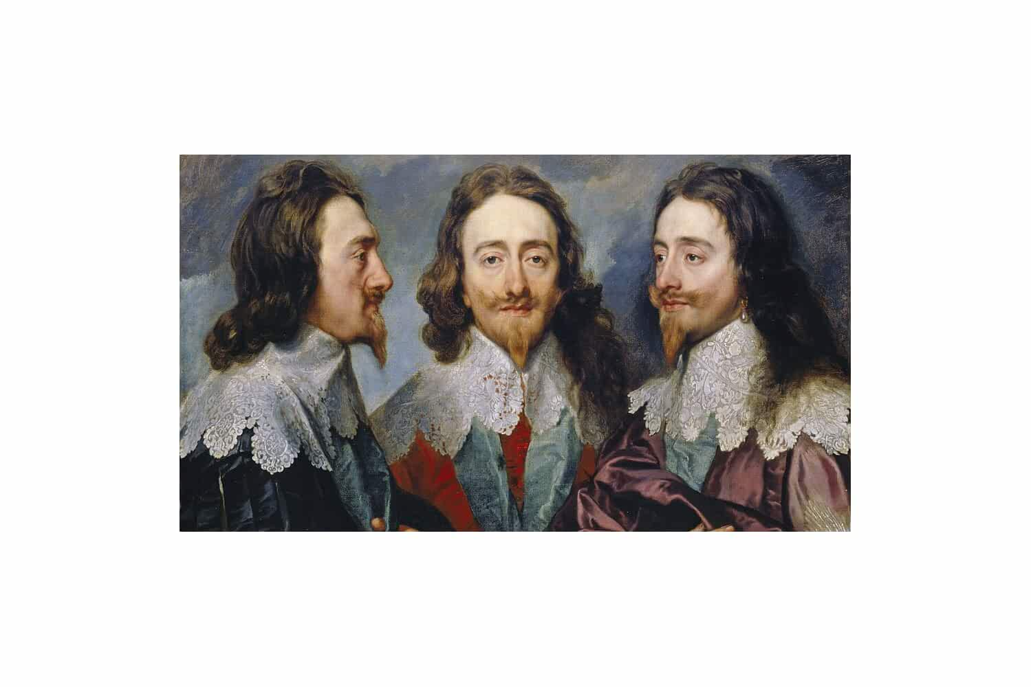 Charles I's Treasures Reunited (2018)