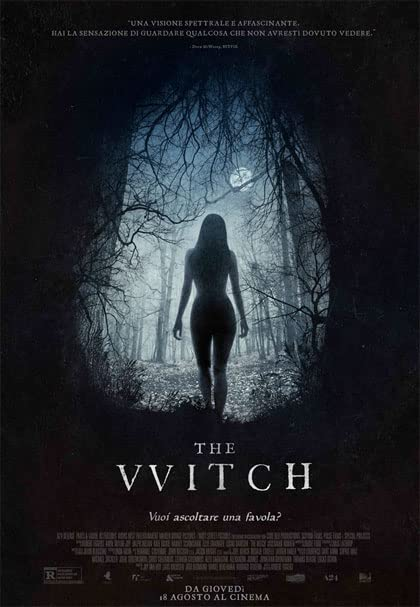 The Witch (2015) Hindi Dubbed