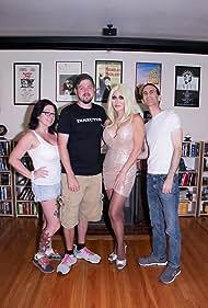 Gregory Blair, Dawna Lee Heising, Adam R. Steigert, and Kristin Steigert in Eye on Entertainment (2005)