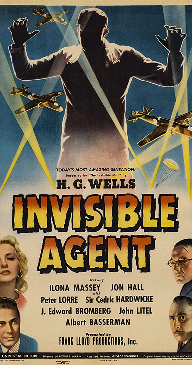 Subtitle of Invisible Agent