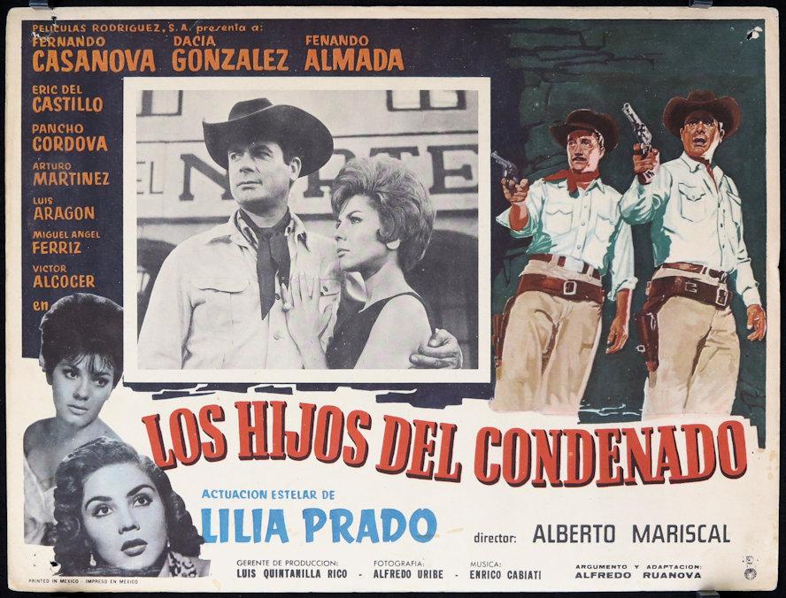 Los hijos del condenado (1964)