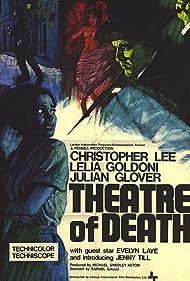 Theatre of Death Poster - Movie Forum, Cast, Reviews