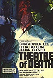 Theatre of Death (1967) Poster - Movie Forum, Cast, Reviews