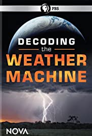 Decoding the Weather Machine Poster