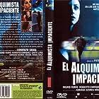Roberto Enríquez and Ingrid Rubio in El alquimista impaciente (2002)