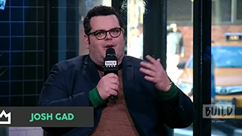 "BUILD: Josh Gad Finds It Surreal to Be a Part of the ""Frozen"" Universe"