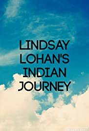 Lindsay Lohan's Indian Journey Poster