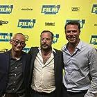 Milton Kam, Simon Rumley, and Jeff Fuller in Johnny Frank Garrett's Last Word (2016)