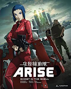 Full downloadable movie Ghost in the Shell Arise: Border 2 - Ghost Whisper by Kazuchika Kise [pixels]