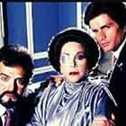 Alejandro Camacho, María Rubio, and Gonzalo Vega in Cuna de lobos (1986)