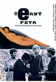 Cerný Petr (1964) Poster - Movie Forum, Cast, Reviews