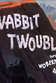 Wabbit Twouble Poster