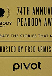 The 74th Annual Peabody Awards Poster