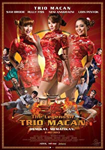 hindi The Legend of Trio Macan