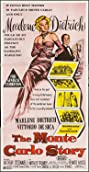 The Montecarlo Story (1956) Poster