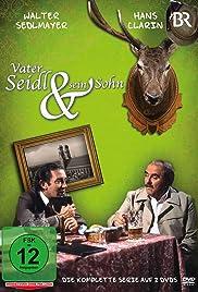 Vater Seidl und sein Sohn Poster