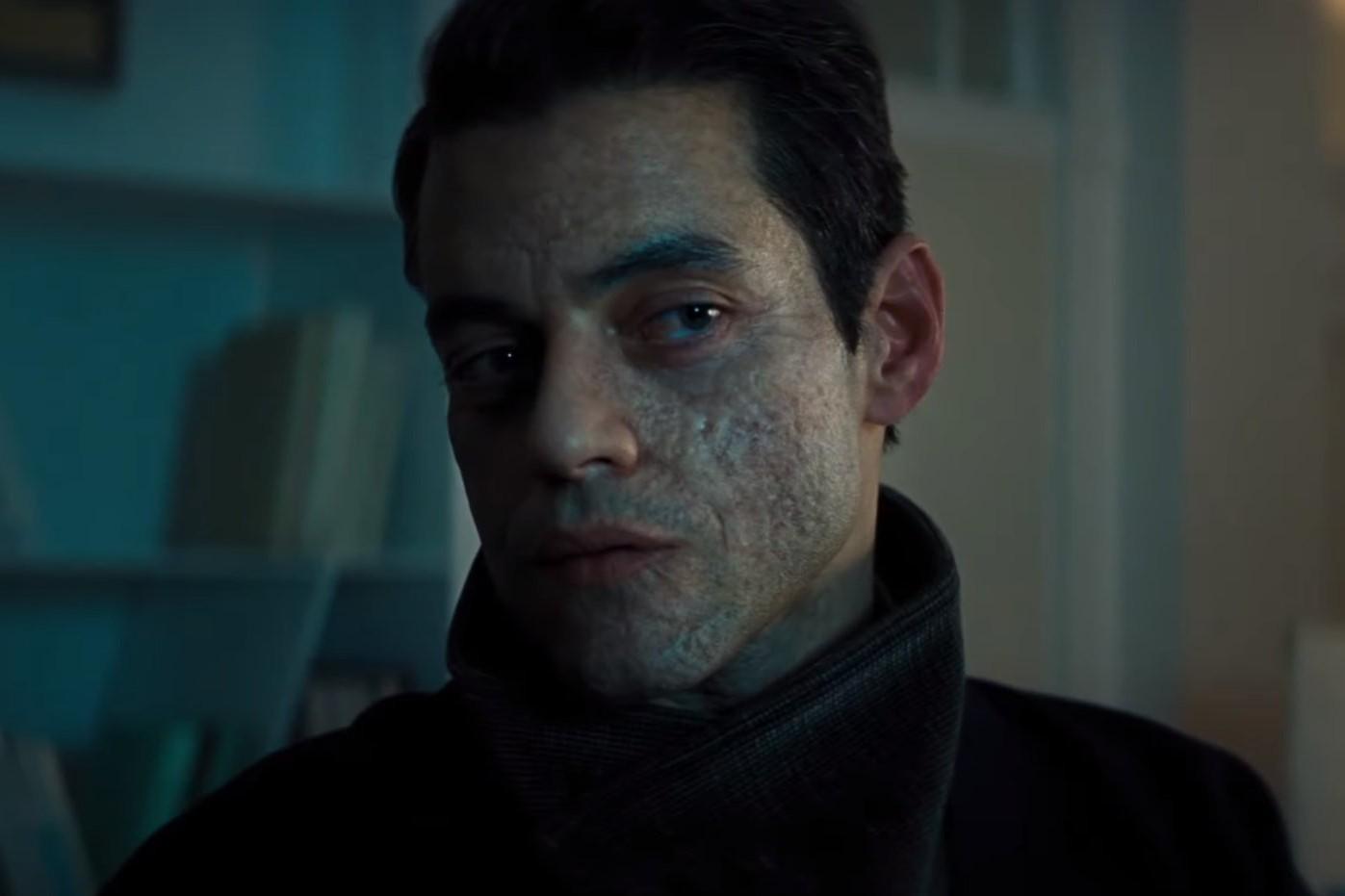 Rami Malek in No Time to Die (2020)