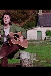 Paul McCartney & Wings: Mull of Kintyre Poster