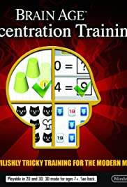 Brain Age: Concentration Training Poster