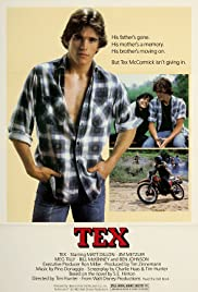 Tex (1982) Poster - Movie Forum, Cast, Reviews